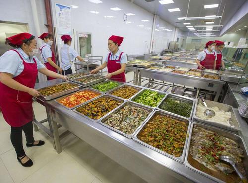 广州学校食堂被承包出去应该如何做呢