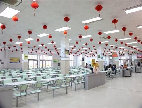 广州食堂承包之职工饭堂装修有哪些特点