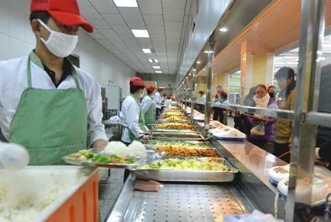 干净、卫生、安全 广东食堂承包必不可缺的三样