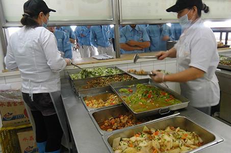 做广州工厂食堂承包哪种工厂更赚钱?做中餐还是西餐