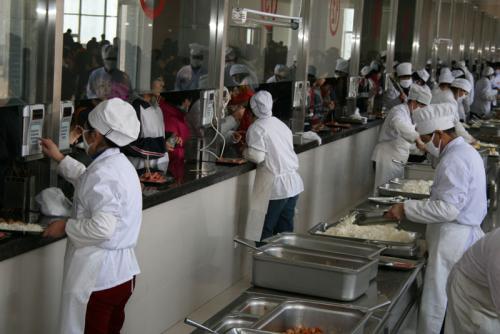 工厂食堂承包应当怎样确保食物的新鲜度?
