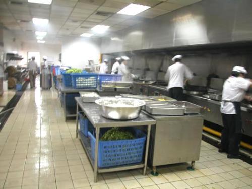 食堂承包之餐具的清洗与消毒制度
