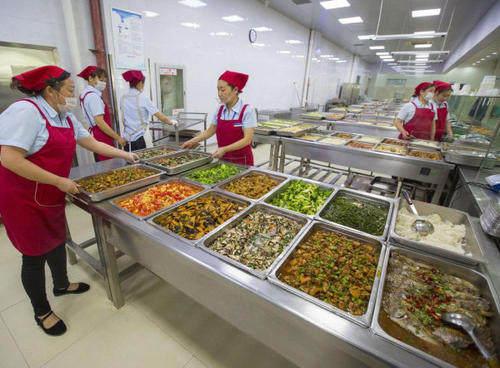 广州食堂承包之食堂的员工都需要遵守哪些工作职责
